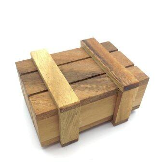 ของเล่นไม้ กล่องไม้ขีด Magic Box