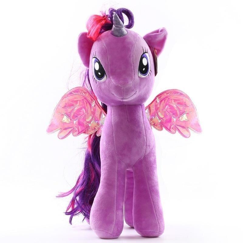 ขาย American Pony Plush Toy Baoli Doll Rainbow Dash Gift For Children(size:40cm) - intl