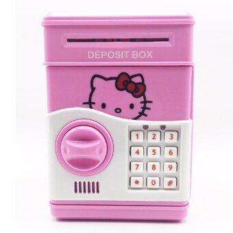 กระปุกออมสิน ATM Mini HELLO KITTY