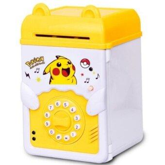 กระปุกออมสิน ATM Pokemon โปเกมอน