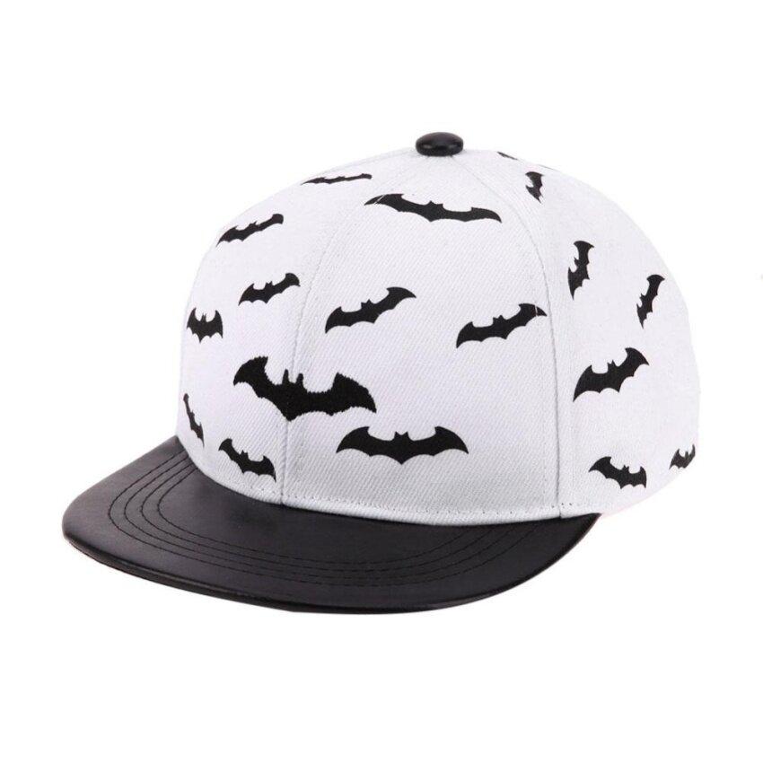 Baby Baseball Cap Children Boys Girls Snapback Cap Kids Hiphop Hats(White) - intl