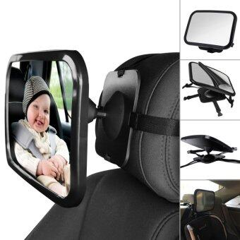 Harga Baby Mirror Back Car Seat Cover for Infant Child Toddler Rear Ward Safety View - intl