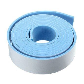Harga Baby Safety Table Desk Edge Corner Cushion Strip Softener BumperProtector - intl