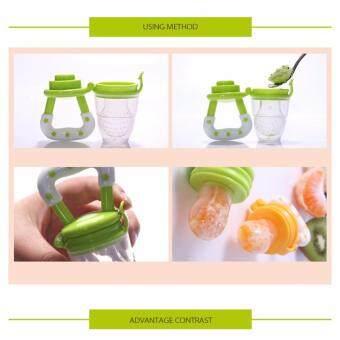 Baby Touch จุกหลอก น้ำผลไม้ (เขียว)