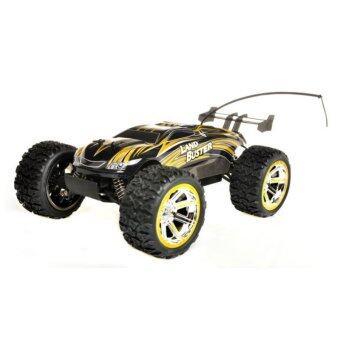 รถบักกี้บังคับวิทยุ Land Buster Buggy 4WD 1:12 - Golden