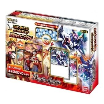 Bandai Battle Spirits Battle Set for the First Time!]] Shining Sword Sortie [Sd12] - intl image