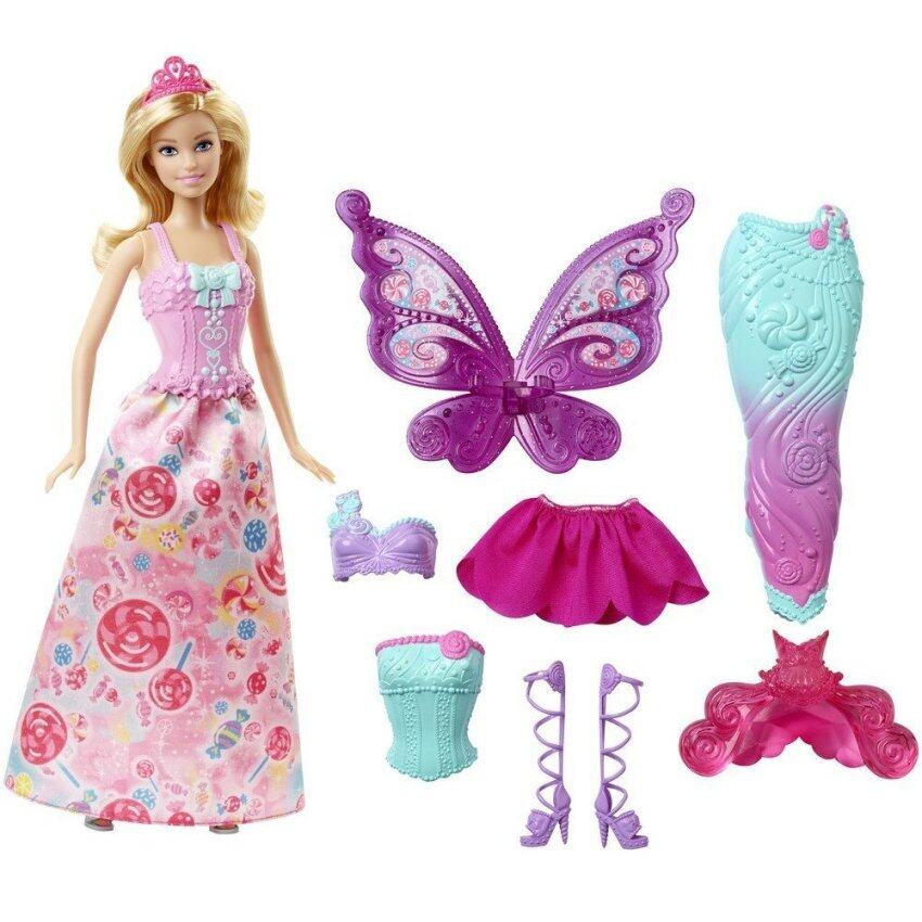 Barbie 3 in 1 Fantasia รุ่น DHC39
