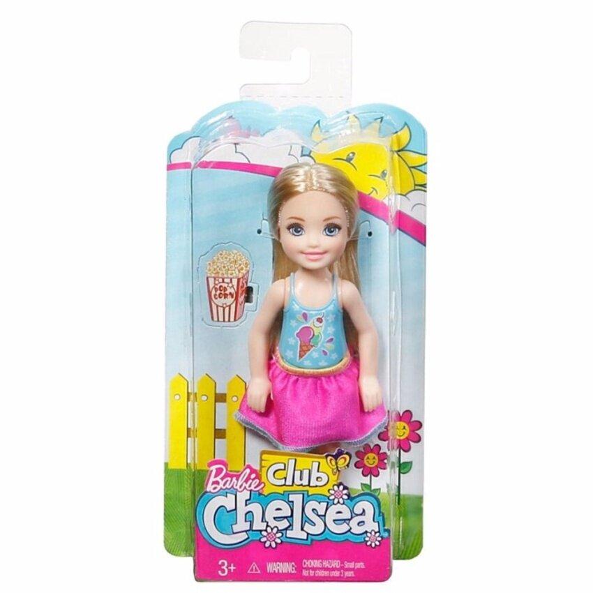 Barbie® Club Chelsea™ Movie Night Doll