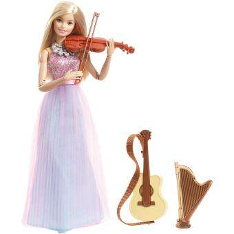 Barbie® Doll and Instruments