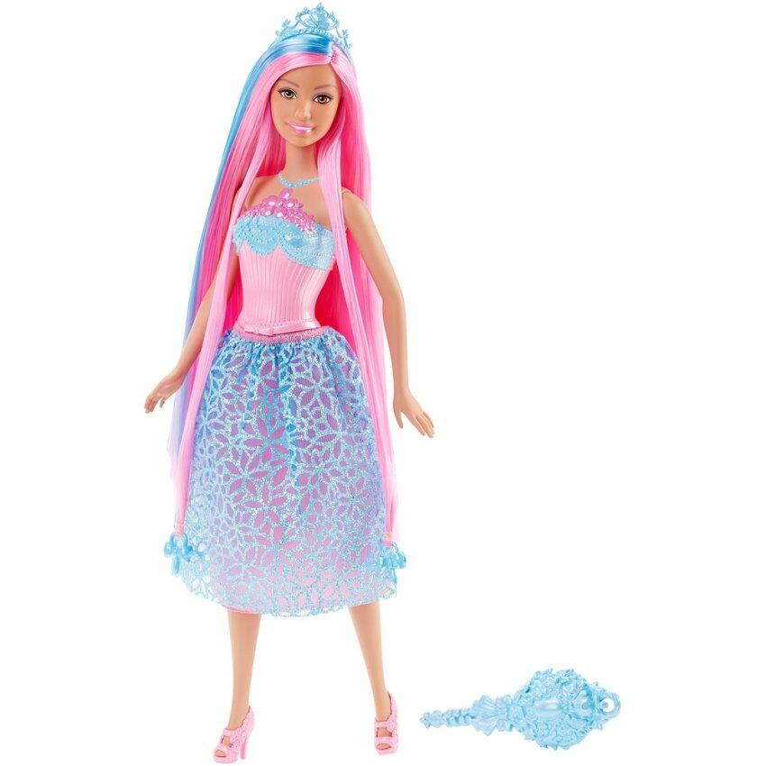 Barbie® Endless Hair Kingdom™ Princess Doll - Pink Hair