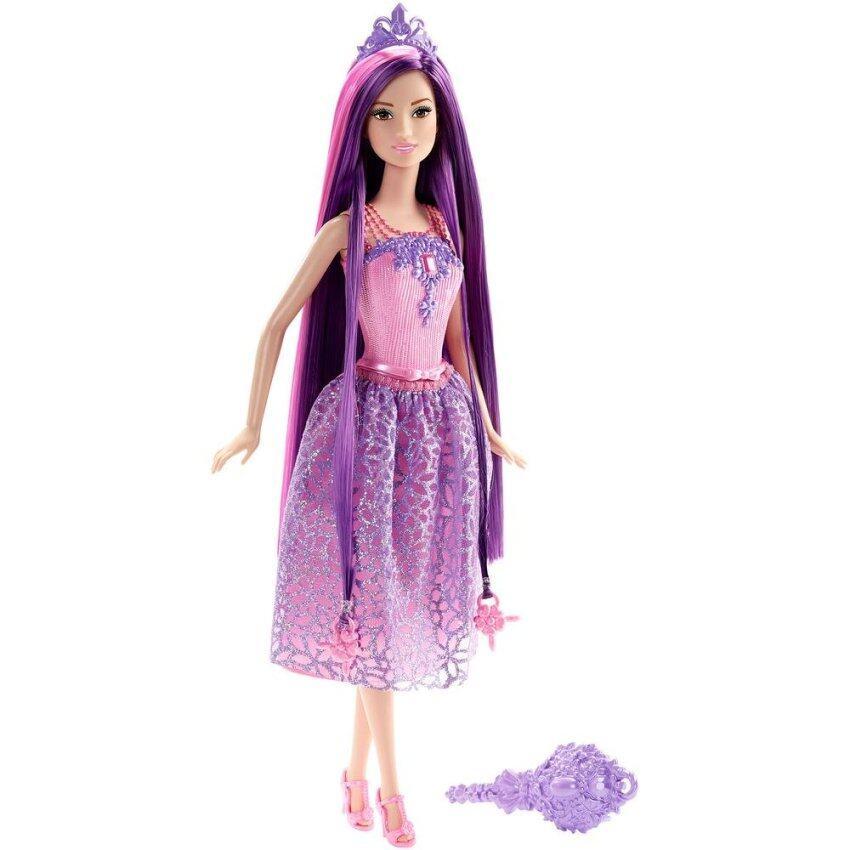 Barbie® Endless Hair Kingdom™ Princess Doll - Purple Hair