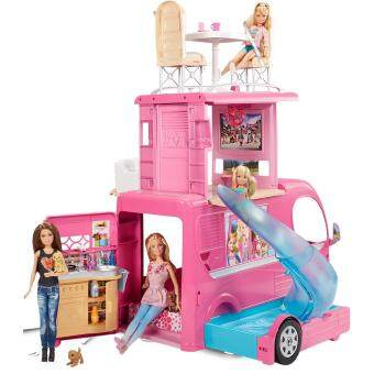 Barbie® Pop-Up Camper