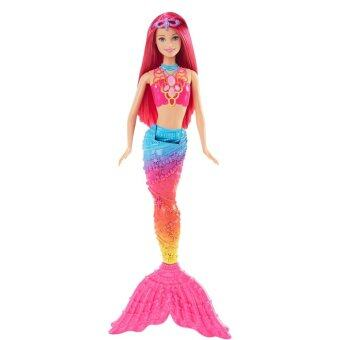 Harga Barbie® Rainbow Kingdom Mermaid Doll