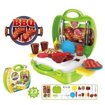 BBQ Toy box Pretend Play Play House Toys - intl