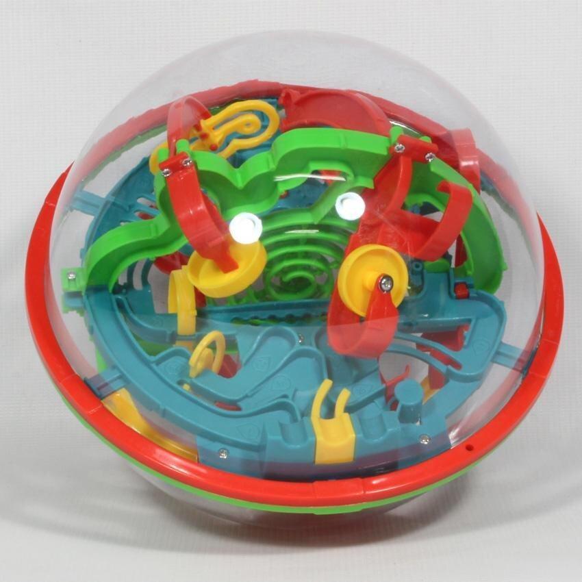 BKL TOY Magical Intellect Ball ลูกบอลฝึกสมาธิ- ทรงกลม100 ด่าน 923A