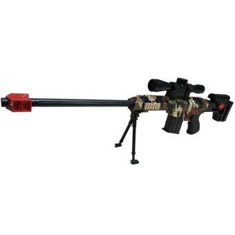 BKL TOY ปืนไฟฟ้ายิงกระสุนน้ำ SNIPER BARRETT 1776