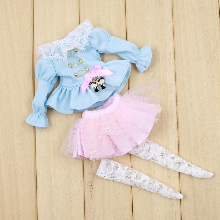 Blythe สายรัดกางเกง Jianyue ชุดตุ๊กตาขนาดเล็ก image