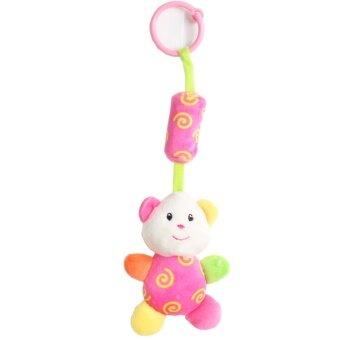 ทารกตุ๊กตาสัตว์ของเล่นรถเข็น Campanula