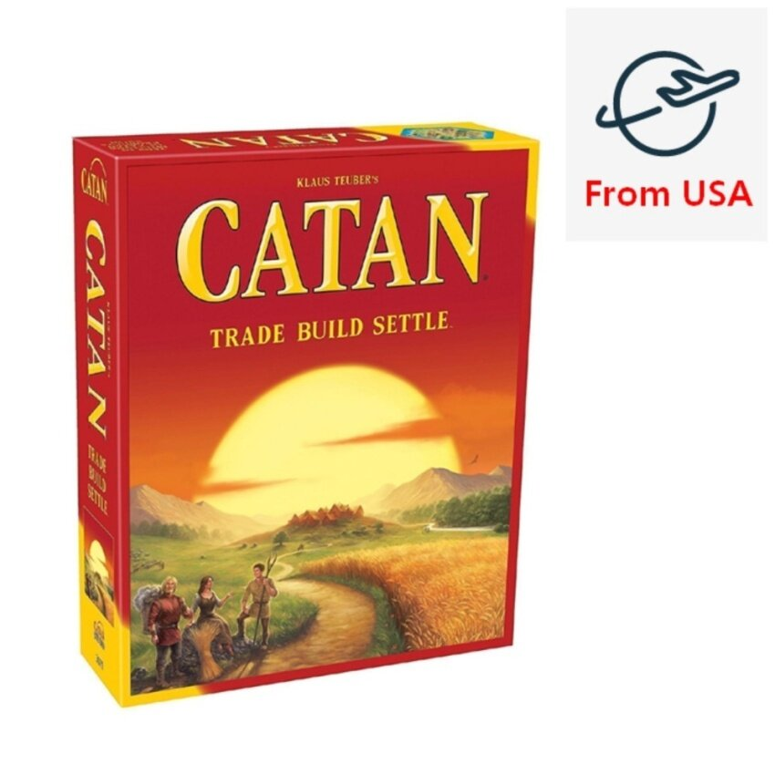 Catan 5th Edition - intl image