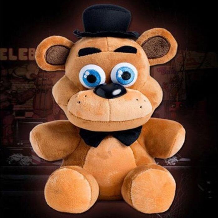 Cenita-13cm FNAF Five Nights At Freddy's Plush Bear Toys Animal Dolls Kids Child - intl image