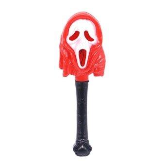 CHEER Halloween Pumpkin Ghost Magic Wand Luminous Witch Wand FunnyChildren Toys - intl