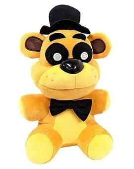 Children Golden Freddy Bear Plush Toy - intl