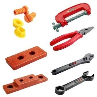 Children Kids Pretend Play Toy Emulation Craftsman Tools Set - intl