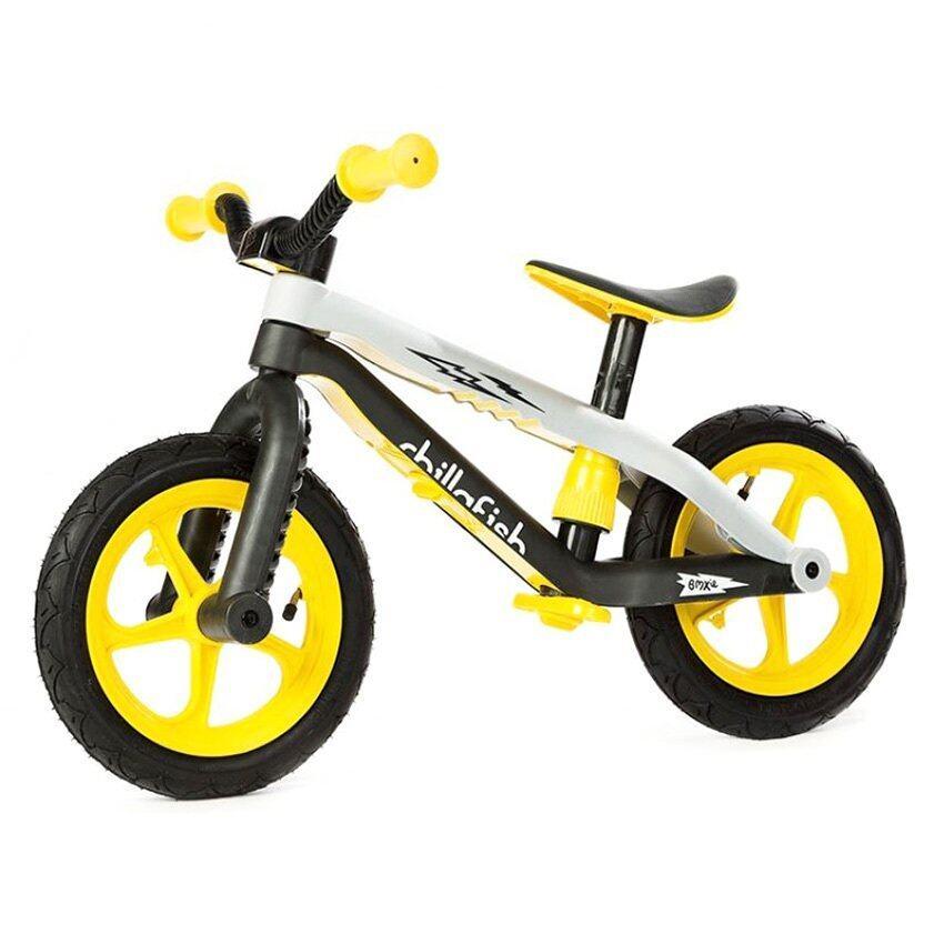 Chillafish BMXie จักรยานทรงตัว - สีเหลือง
