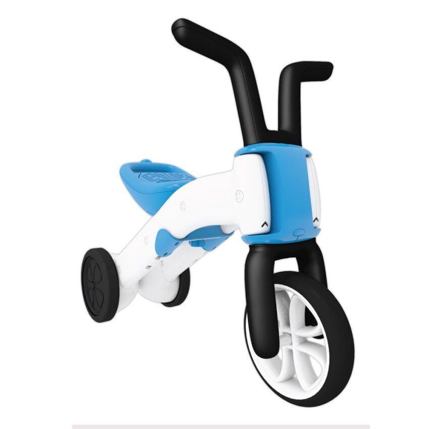 Chillafish Bunzi จักรยานหัดการทรงตัว - สีน้ำเงิน