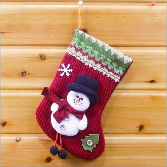 Christmas Holiday Decoration Stockings Style Name:Snowman - intl