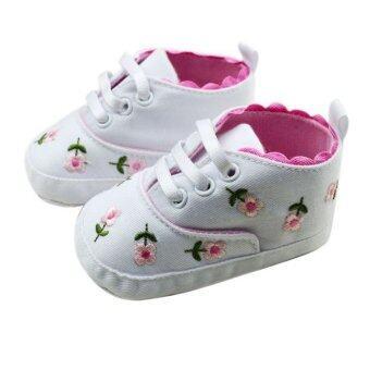 Cocotina ปักลายรองเท้าเด็ก
