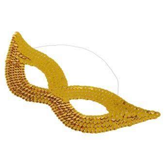 Come On Style Shop หน้ากากนางแมวป่า ปักเลื่อม หน้ากากแฟนซี ปาร์ตี้ ออกงาน การแสดง แฟชั่นวินเทจ - 4