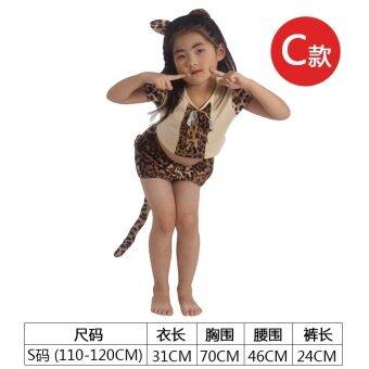 Cos เด็กเล็กกระต่ายแมวเด็กสัตว์เสื้อผ้า