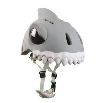Harga Crazy Safety Helmet White Shark