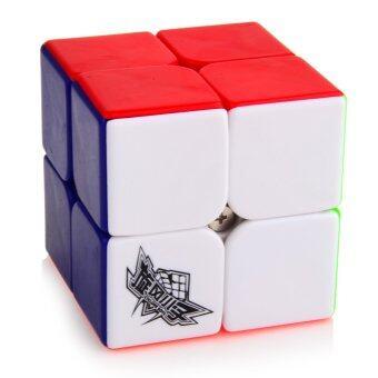 รูบิค Cyclone Boy 2x2x2 Magic Cube Puzzle Stickerless