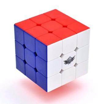 Cyclone Boys 3X3X3 Rubik's Cube Magic Cube 3X3 Puzzle TwistStickerless Toys - intl