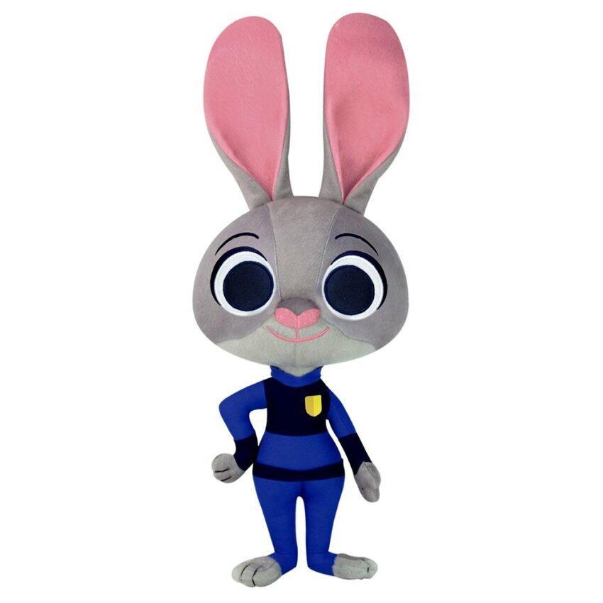 Disney ตุ๊กตา กระต่าย จูดี้ ฮอปส์ 16นิ้ว ผ้า 1C image