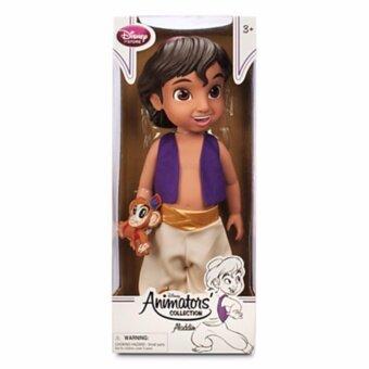ตุ๊กตาเจ้าชายอลาดิน Disney Animators' Collection Aladdin Doll - 16