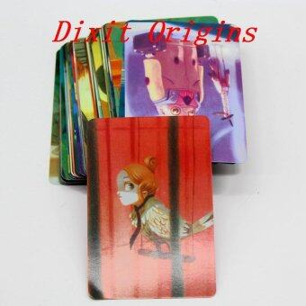 Dixit Origins Memories Daydreams Expansion Board Game 84 Cards -intl