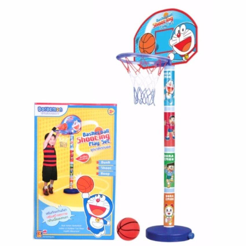 ของเล่น ชุดบาสเก็ตบอล Doraemon
