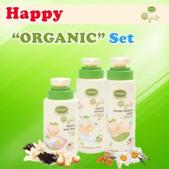 Harga Enfant Happy ORGANIC Set