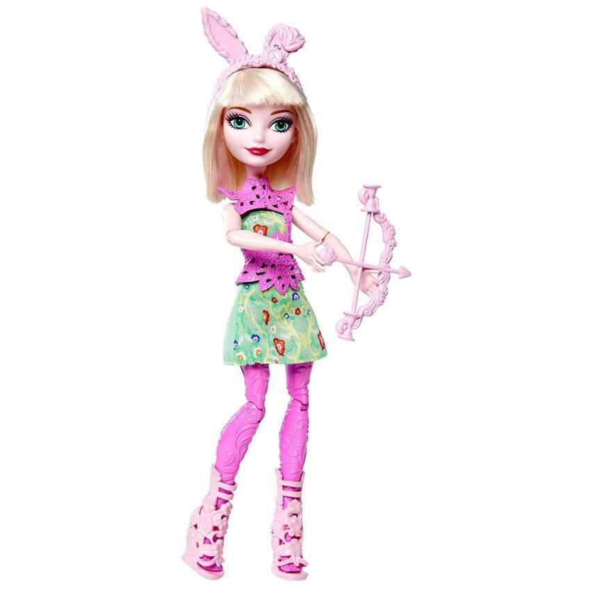 Ever After High Archery Club dolls Bunny, Rosabella, & Ashlynn Ella