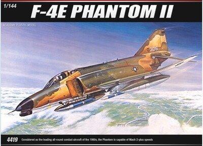 เอ็ดสหรัฐอเมริกา F-4E ประกอบโมเดลเครื่องบิน