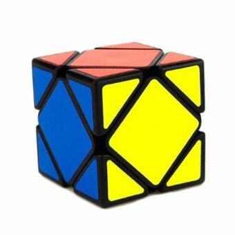Fancyqube Magic Cube Professional Strange Shaped Cube MagicRotation Oblique Placement Classic Toys Learning & EducationBall Black - intl