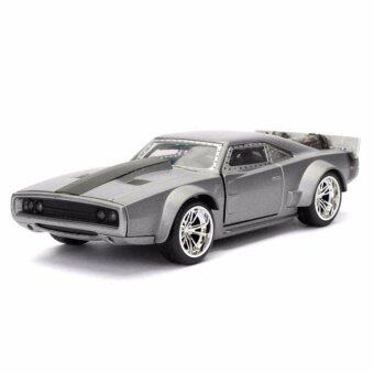 Fast and Furious ภาค 8 ขนาด 1:24 Dom's Dodge Ice Charger
