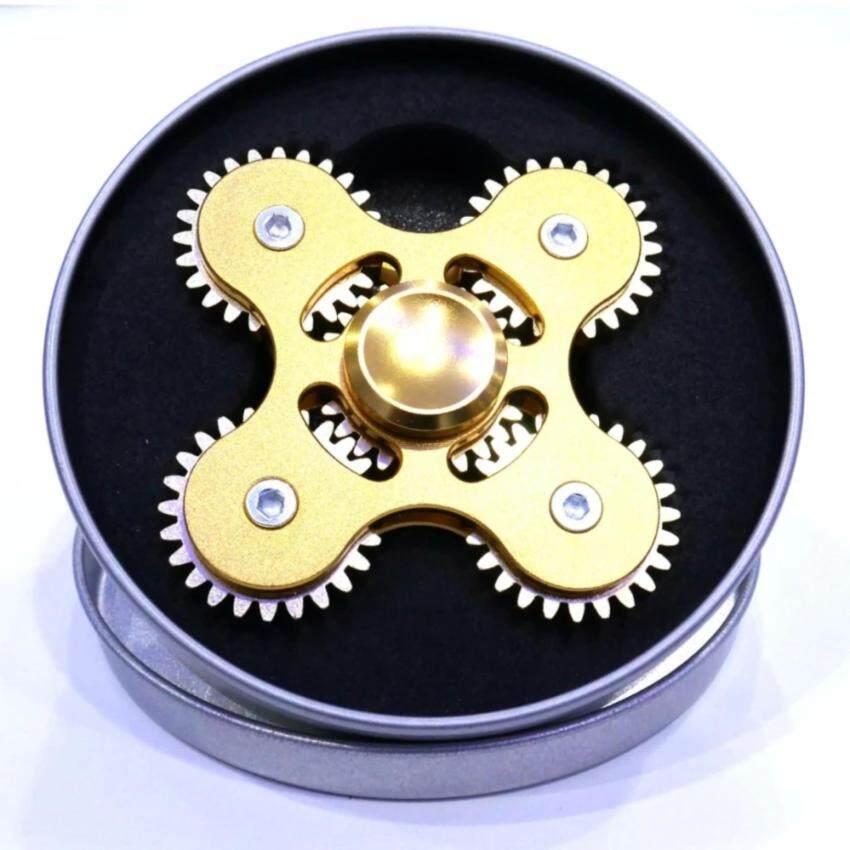 Fidget Spinner เฟือง 4 Gear งานคุณภาพ