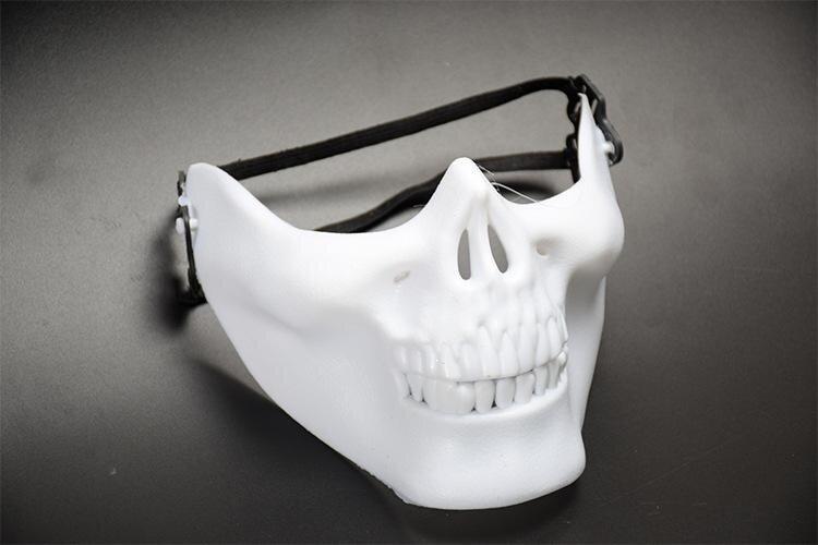 Field Skull Mask(White) - intl