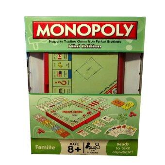 Films Toy Monopoly Mini Edition เกมเศรษฐีโมโนโพลี่ไซส์มินิ