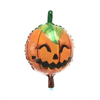 Foil Balloons Halloween Devil Pumpkin - intl