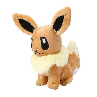 For Pokemon Eevee 16cm Plush Toy Kids Doll Stuffed Animal Gifts ForChildren - intl